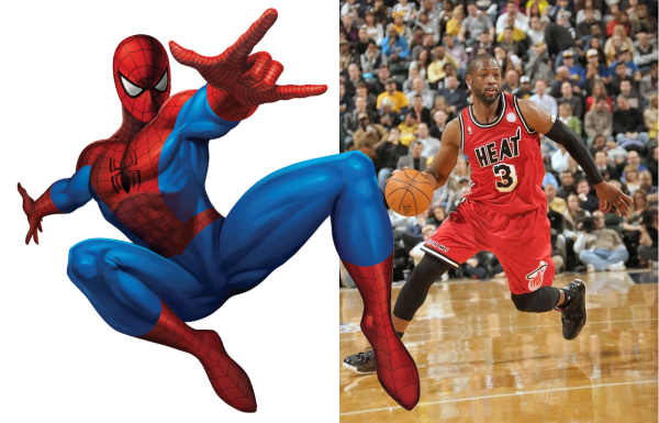 http://www.baconsports.com/marvel-superheroes-and-their-pro-athlete-counterpart/