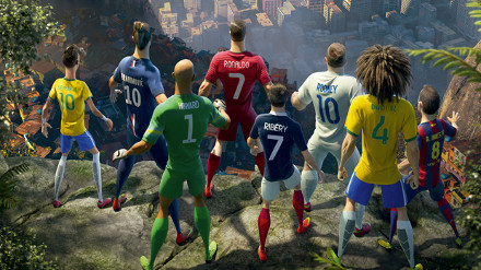 Nike   The Last Game Video Finds World Cup Sweet Spot