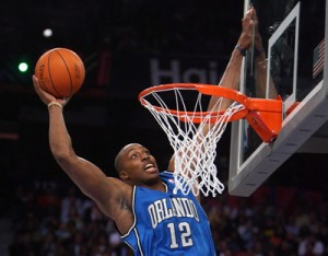 Dwight Howard Slam Dunk NBA